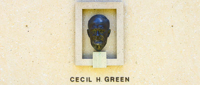 Cecil Green Sculpture